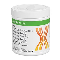 Fórmula 3, Polvo de Proteínas Personalizadas