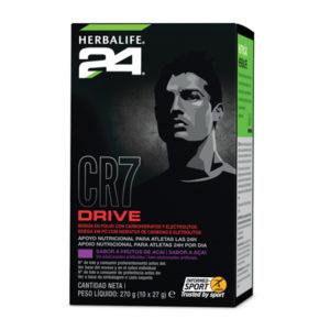 CR7 Drive - Sobres Frutos de acai 10 sobres x 27g
