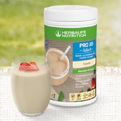 Pro 20 Select - Batido con Proteínas para mezclar con Agua-