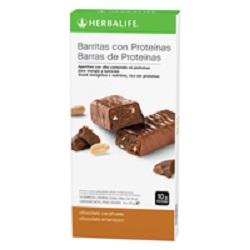 Barritas con Proteínas - Chocolate Cacahuete (14 u.)