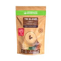 Tri Blend Select - Mezcla para Batido de Proteínas Coffee caramel 600 g