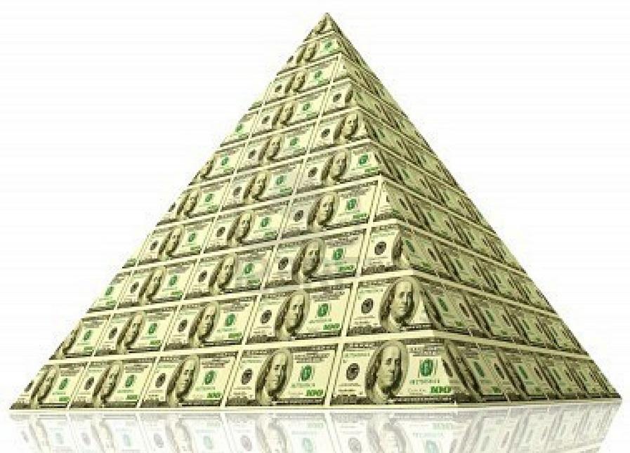 piramide dolar