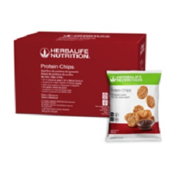 Protein Chips Barbacoa 10 x 30 g